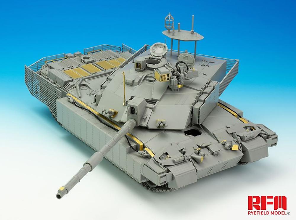 イギリス主力戦車 チャレンジャー 2 TES メガトロンプラモデル(ライ フィールド モデル1/35 Military Miniature SeriesNo.5039)商品画像_4