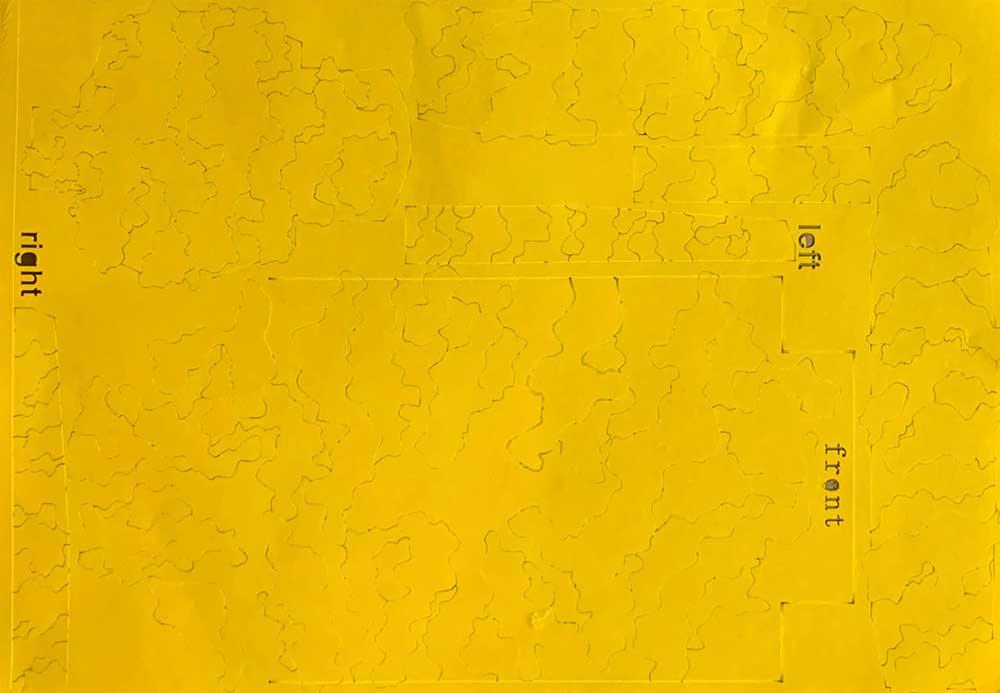 4号戦車J型 後期型 迷彩マスキングシート B (ボーダーモデル BT-008用)デカール(ボーダーモデル1/35 ミリタリーNo.BD-0036)商品画像_1