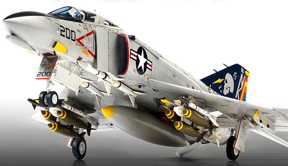 USMC F-4B/N ファントム 2 VMFA-531 グレイゴーストプラモデル(アカデミー1/48 Scale AircraftsNo.12315)商品画像_3