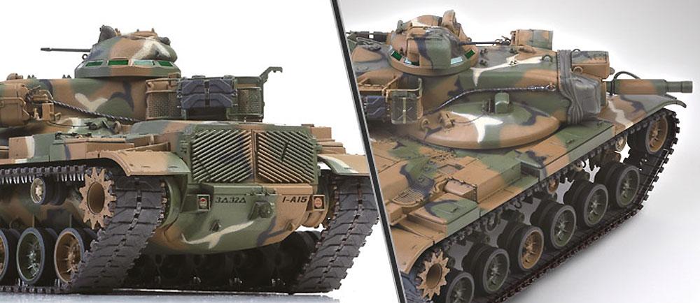 M60A2 パットンプラモデル(アカデミー1/35 ArmorsNo.13296)商品画像_3