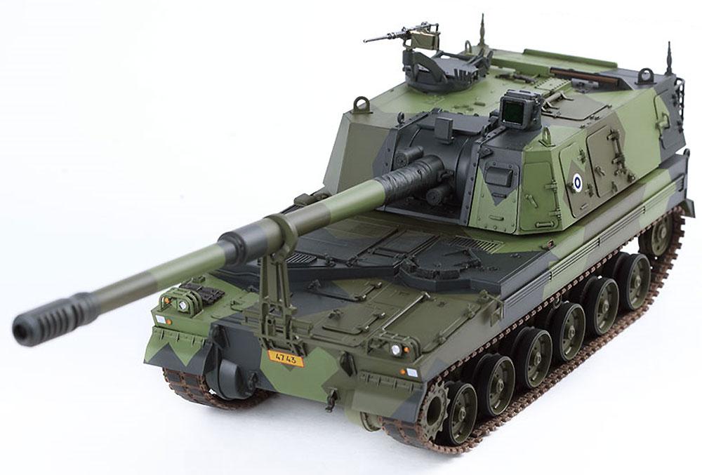 フィンランド陸軍 K9FIN 155mm自走砲 モウカリプラモデル(アカデミー1/35 ArmorsNo.13519)商品画像_3