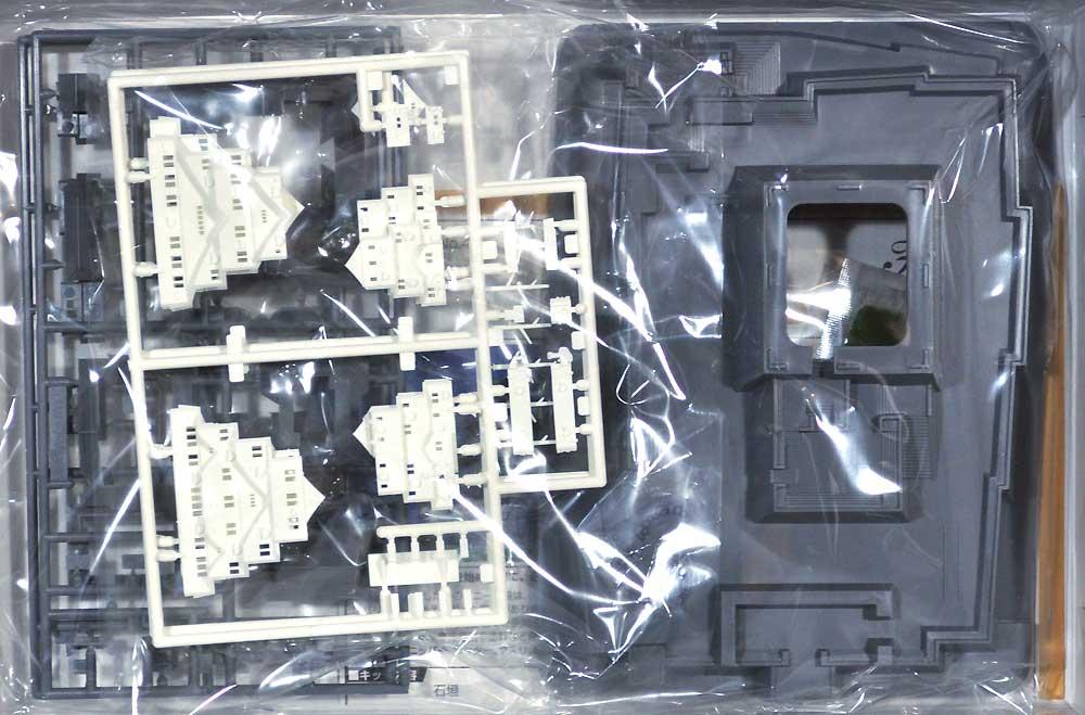 大阪城プラモデル(フジミ名城シリーズNo.004)商品画像_1