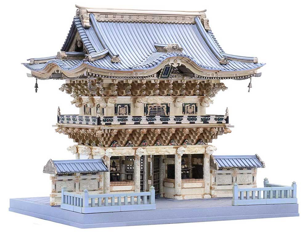 日光東照宮 陽明門プラモデル(フジミ建築モデルシリーズNo.028)商品画像_2