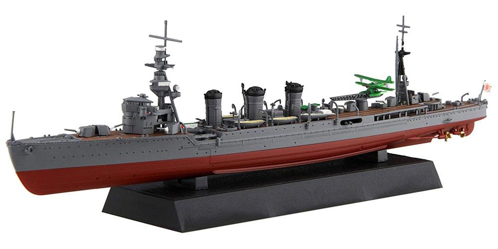 日本海軍 軽巡洋艦 球磨 昭和17年プラモデル(フジミ艦NEXTNo.017)商品画像_2
