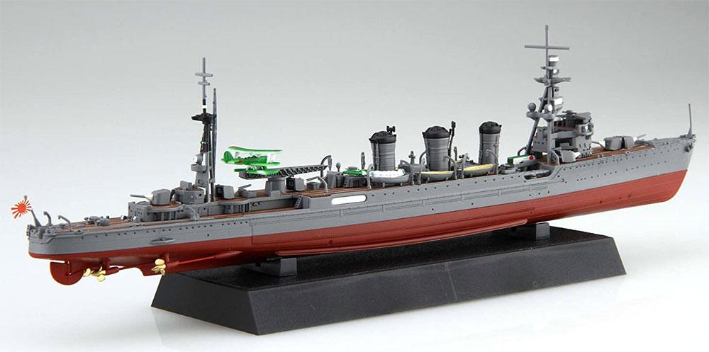 日本海軍 軽巡洋艦 球磨 昭和17年プラモデル(フジミ艦NEXTNo.017)商品画像_3