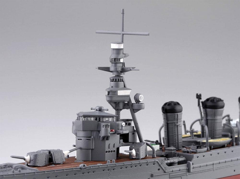 日本海軍 軽巡洋艦 球磨 昭和17年プラモデル(フジミ艦NEXTNo.017)商品画像_4