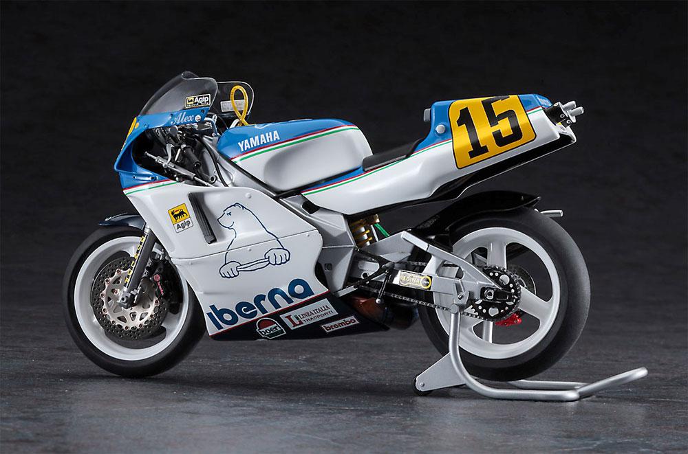 ヤマハ YZR500 (0W98) イベルナチーム 1989プラモデル(ハセガワ1/12 バイクシリーズNo.21724)商品画像_3