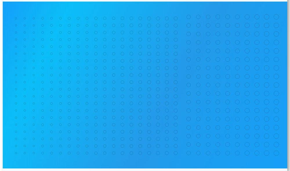 円形メタリックシール S (1.0-2.8mm) ブルーメタリックシール(HIQパーツデカールNo.CMS-S-BLU)商品画像_1