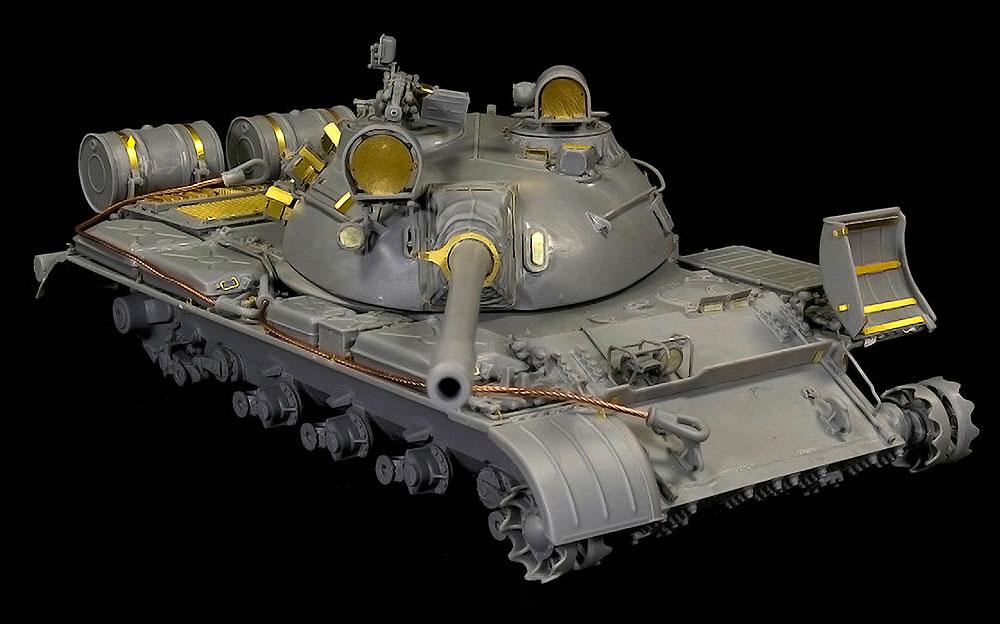 T-55 Mod.1970 w/OMSh 履帯プラモデル(ミニアート1/35 ミリタリーミニチュアNo.37064)商品画像_2