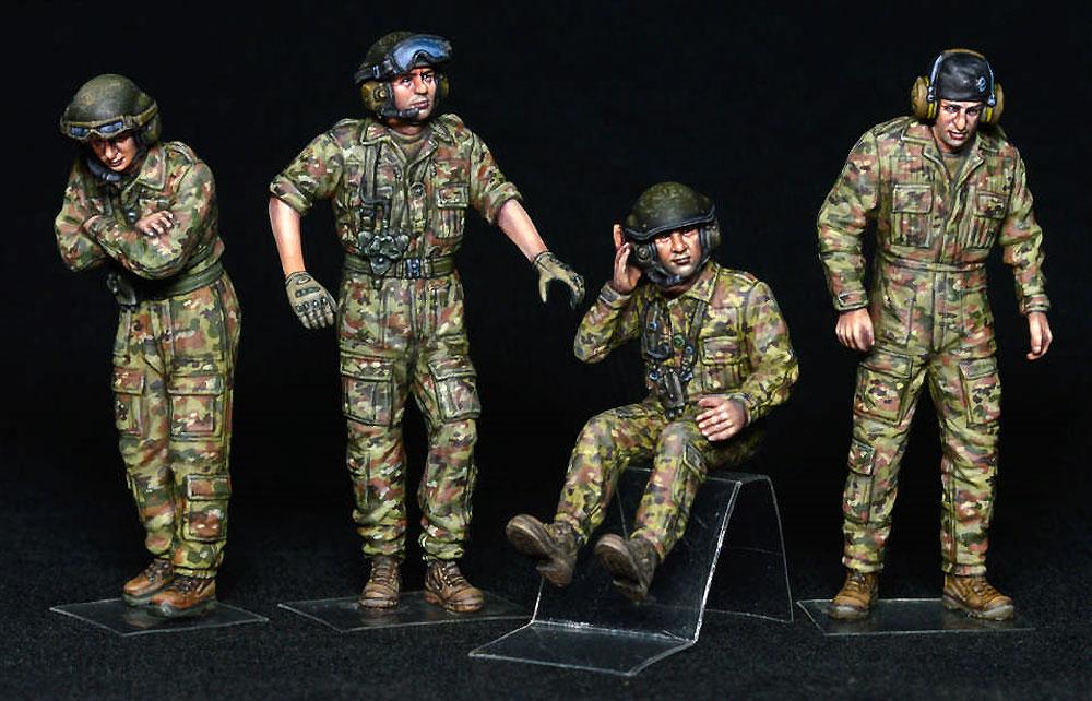 イギリス軍 AFV クループラモデル(ミニアート1/35 ミリタリーミニチュアNo.37059)商品画像_2
