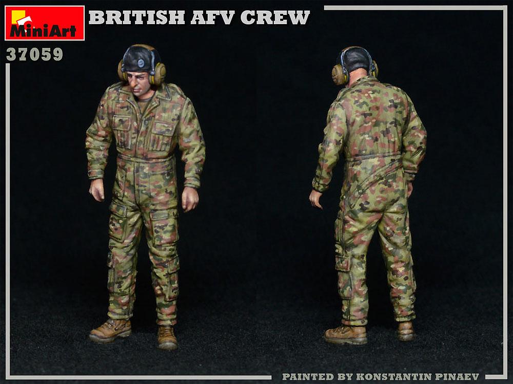 イギリス軍 AFV クループラモデル(ミニアート1/35 ミリタリーミニチュアNo.37059)商品画像_4
