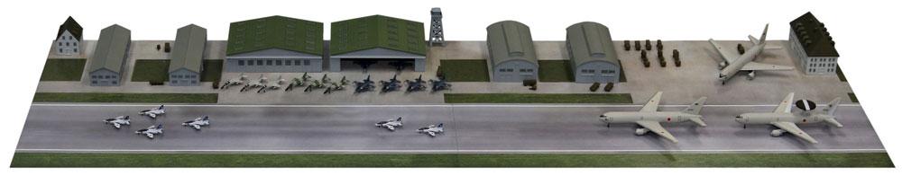 航空自衛隊基地プラモデル(ピットロードスカイウェーブ S シリーズNo.SPS003)商品画像_1