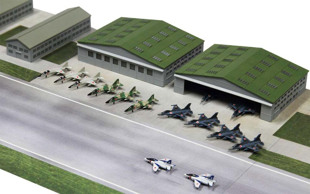 航空自衛隊基地プラモデル(ピットロードスカイウェーブ S シリーズNo.SPS003)商品画像_2