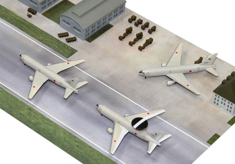 航空自衛隊基地プラモデル(ピットロードスカイウェーブ S シリーズNo.SPS003)商品画像_3