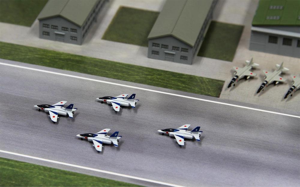 航空自衛隊基地プラモデル(ピットロードスカイウェーブ S シリーズNo.SPS003)商品画像_4