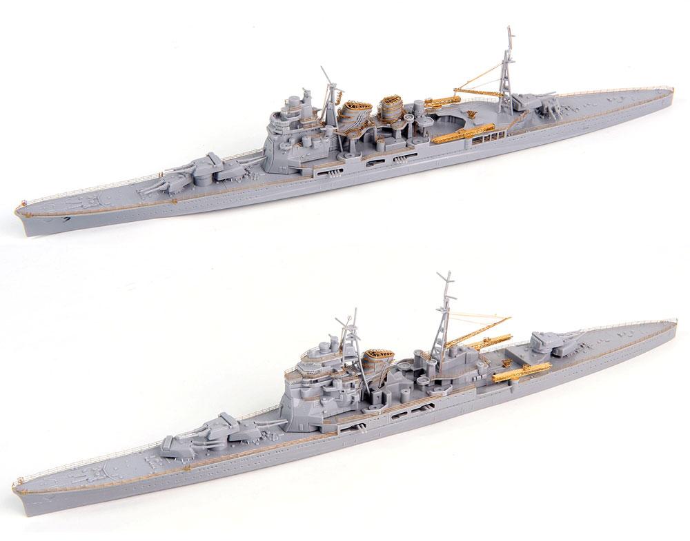 日本海軍 重巡洋艦 高雄型 専用共通エッチングセットエッチング(アオシマ1/700 ウォーターライン ディテールアップパーツNo.058817)商品画像_2