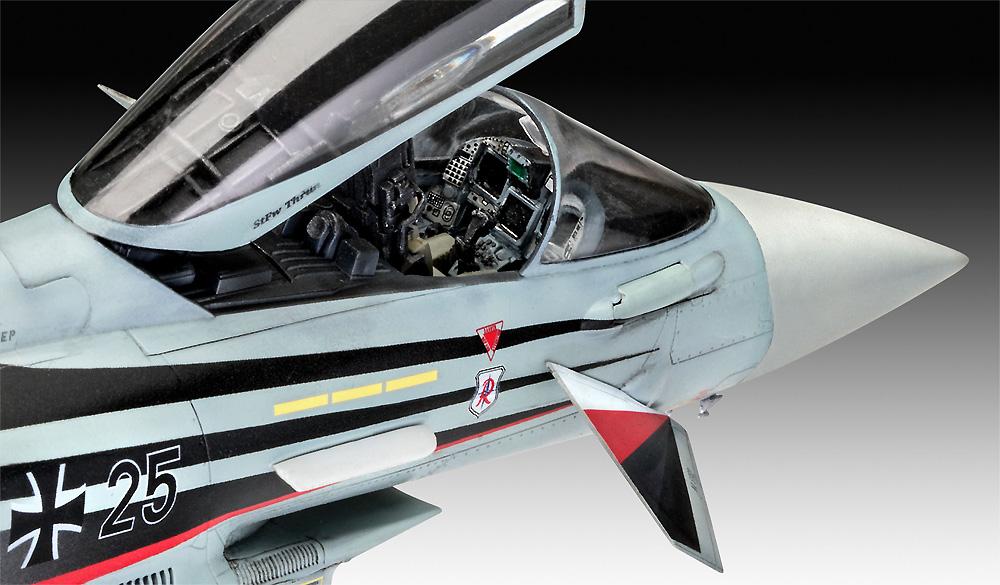 ユーロファイター タイフーン バロン スピリットプラモデル(レベル1/48 飛行機モデルNo.03848)商品画像_4