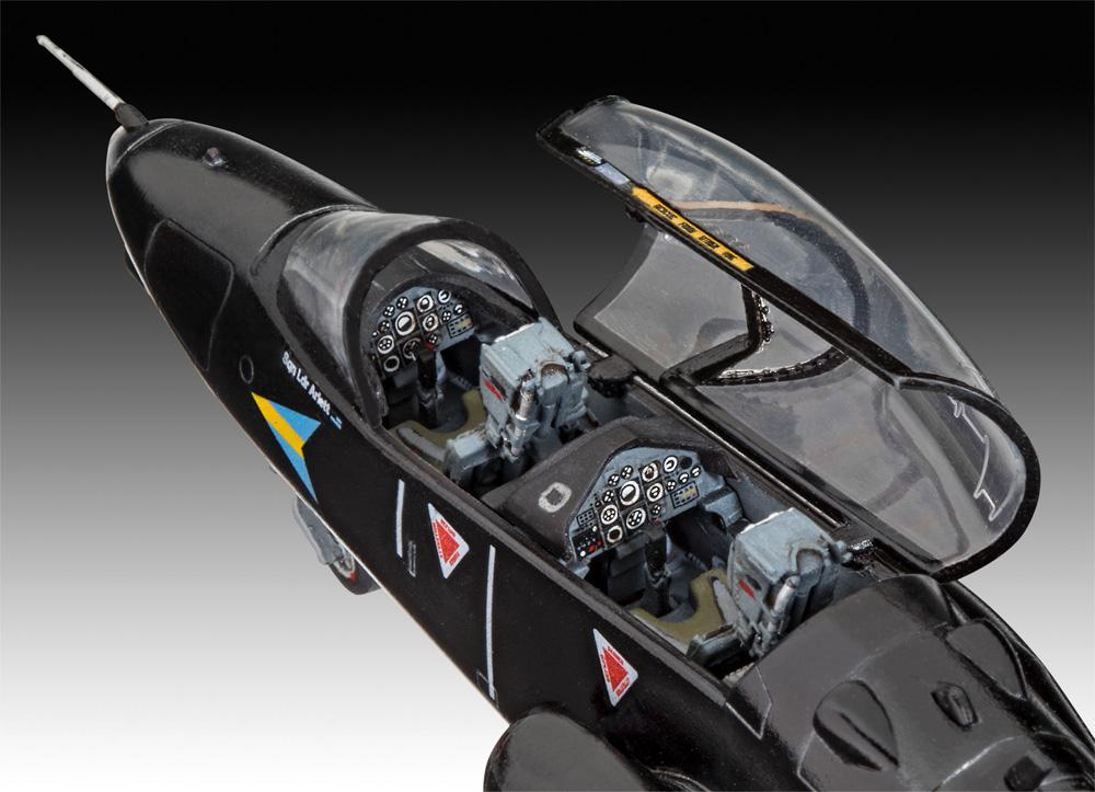 BAE ホーク T.1プラモデル(レベル1/72 AircraftNo.04970)商品画像_3