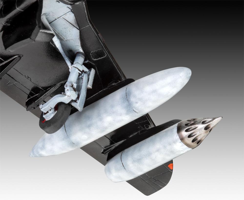 BAE ホーク T.1プラモデル(レベル1/72 AircraftNo.04970)商品画像_4