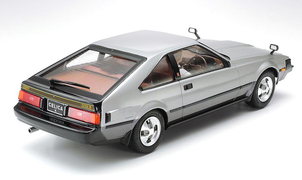 トヨタ セリカ XX 2800GTプラモデル(タミヤ1/24 スポーツカーシリーズNo.021)商品画像_3