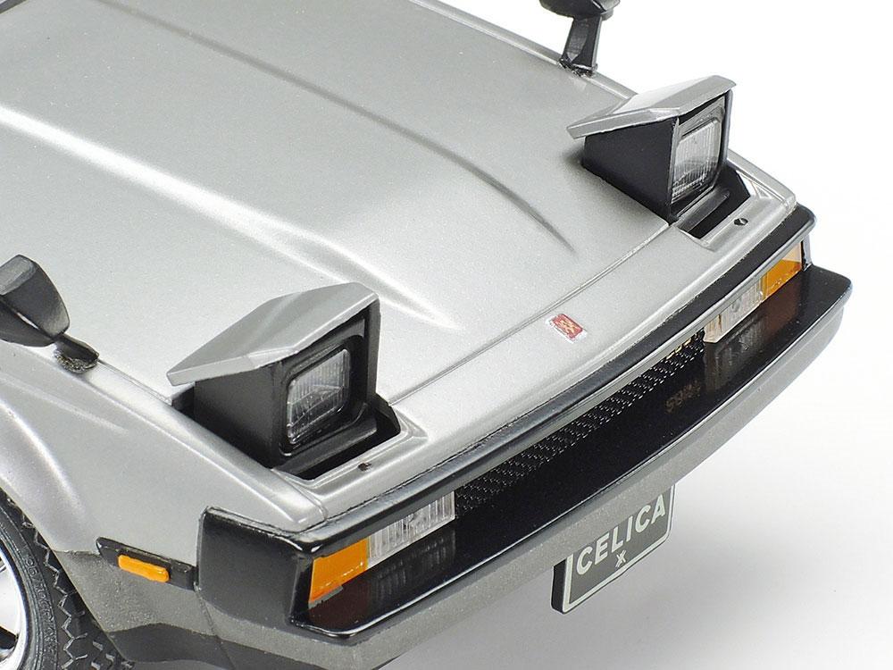 トヨタ セリカ XX 2800GTプラモデル(タミヤ1/24 スポーツカーシリーズNo.021)商品画像_4