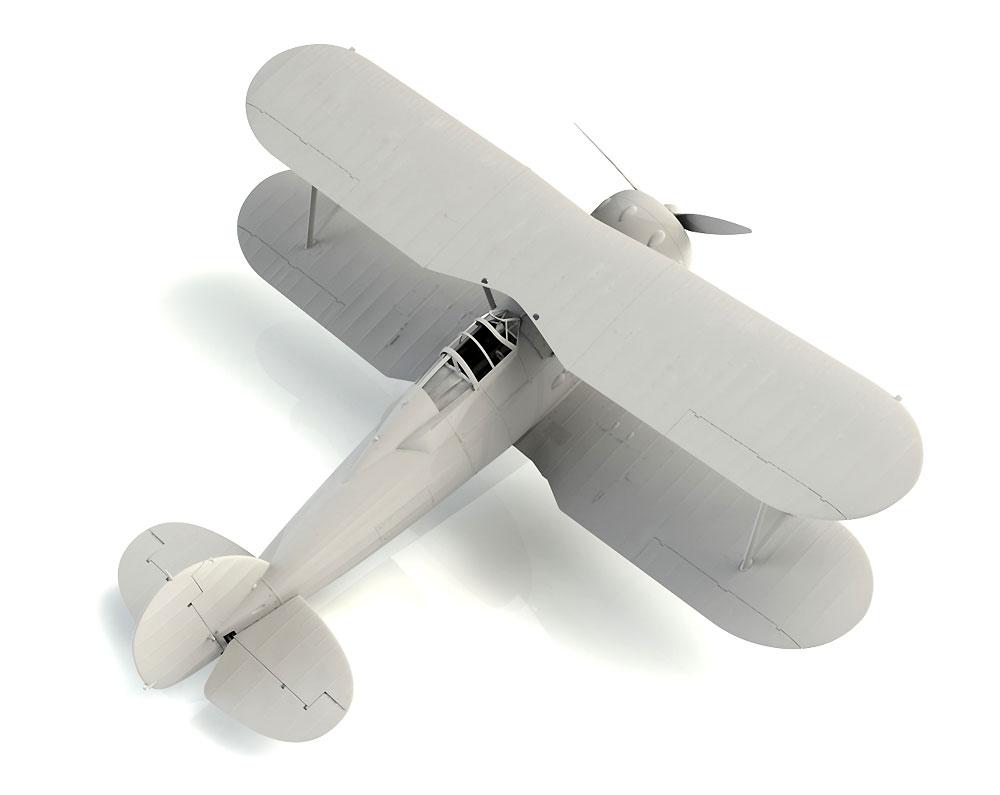 グロスター グラジエーター Mk.2プラモデル(ICM1/32 エアクラフトNo.32041)商品画像_2