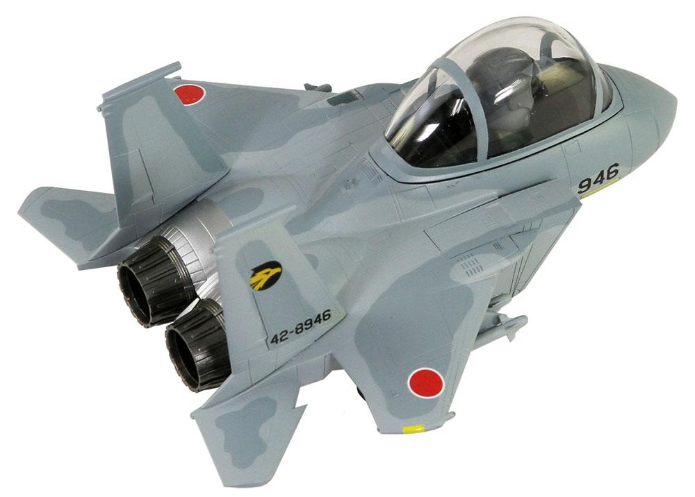 航空自衛隊 戦闘機 F-15J 自衛官 知念都子 2等空士 常装冬服/正帽/外套 フィギュア付き限定版プラモデル(グレートウォールホビーデフォルメプレーンNo.LDP003SP002)商品画像_4