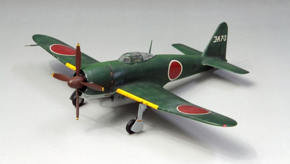 帝国海軍 局地戦闘機 烈風一一型プラモデル(ファインモールド1/72 航空機No.FP035)商品画像_1