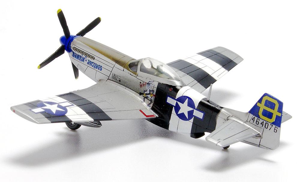 P-51D マスタング 太平洋戦線 第5航空軍プラモデル(プラッツ1/144 プラスチックモデルキットNo.PDR-012)商品画像_3
