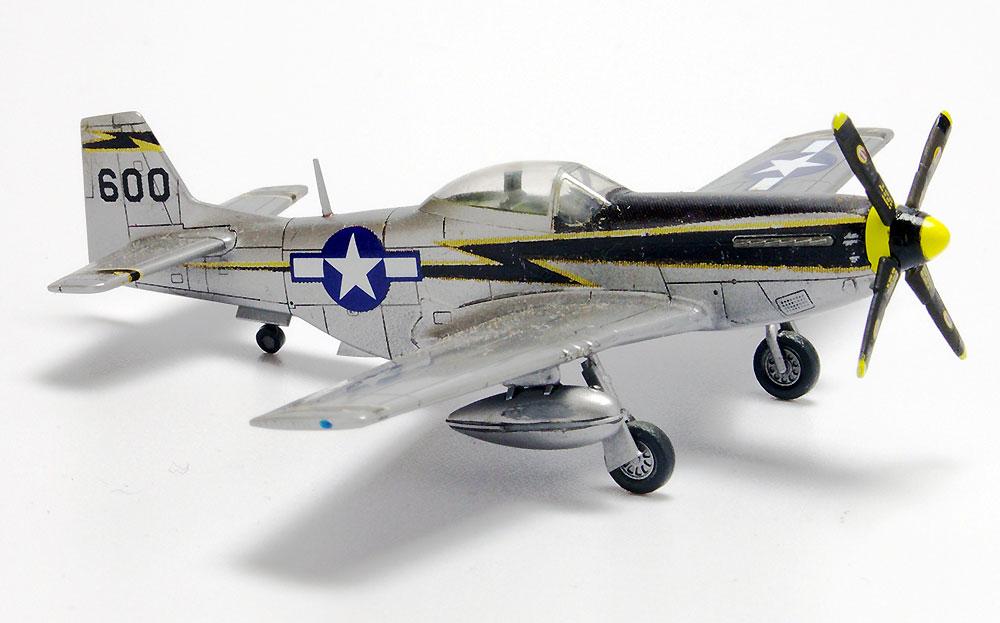 P-51D マスタング 太平洋戦線 第5航空軍プラモデル(プラッツ1/144 プラスチックモデルキットNo.PDR-012)商品画像_4