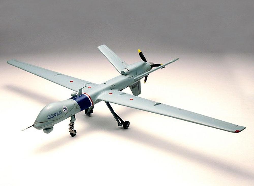 ジェネラル アトミックス MQ-9 リーパー アメリカ合衆国税関・国境警備局プラモデル(ミニウイング1/144 インジェクションキットNo.mini330)商品画像_2