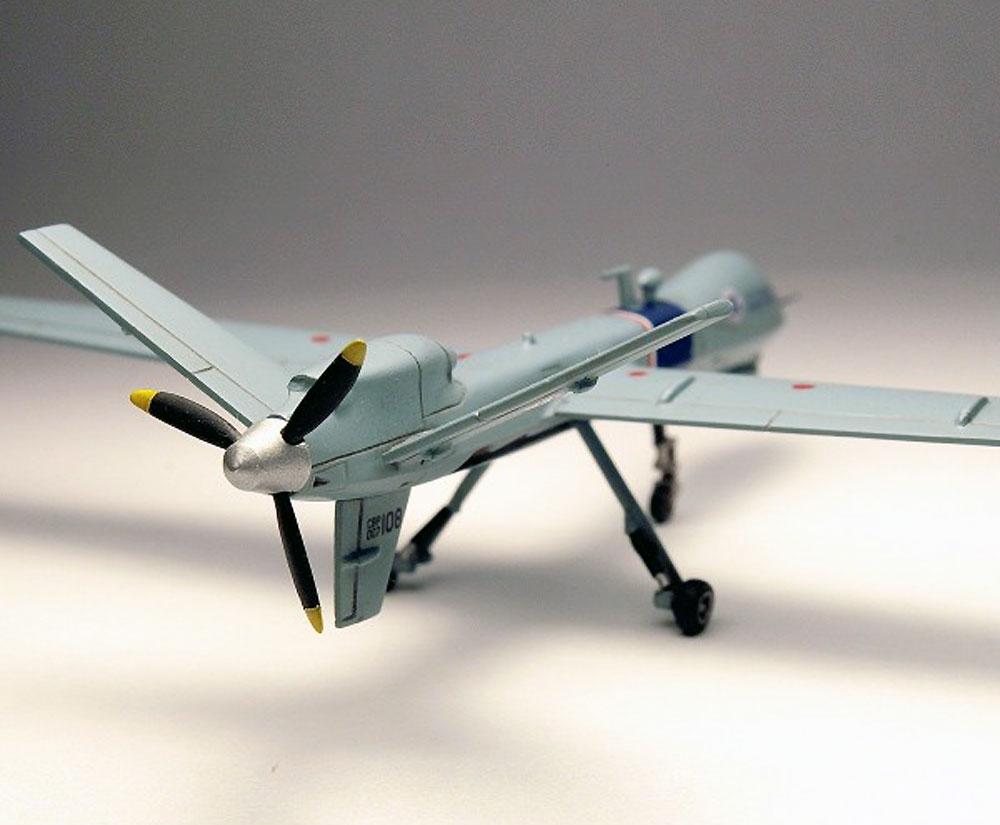 ジェネラル アトミックス MQ-9 リーパー アメリカ合衆国税関・国境警備局プラモデル(ミニウイング1/144 インジェクションキットNo.mini330)商品画像_3