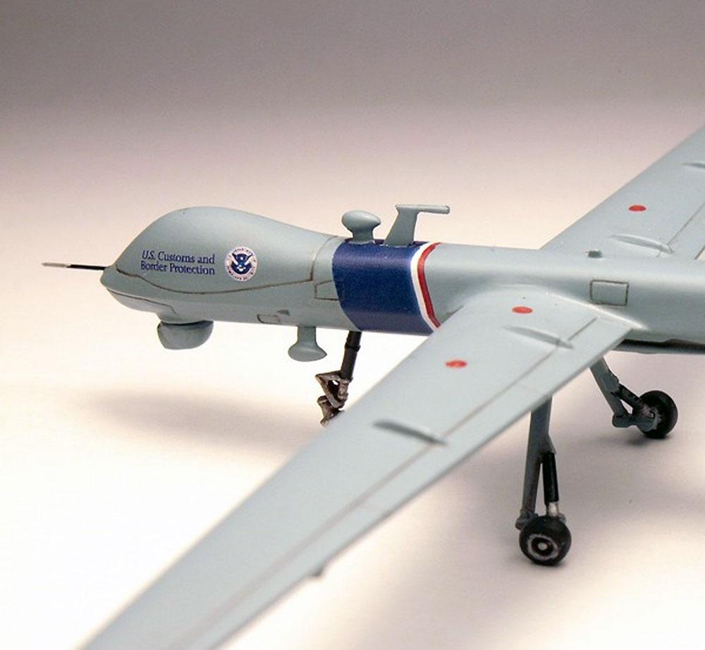 ジェネラル アトミックス MQ-9 リーパー アメリカ合衆国税関・国境警備局プラモデル(ミニウイング1/144 インジェクションキットNo.mini330)商品画像_4