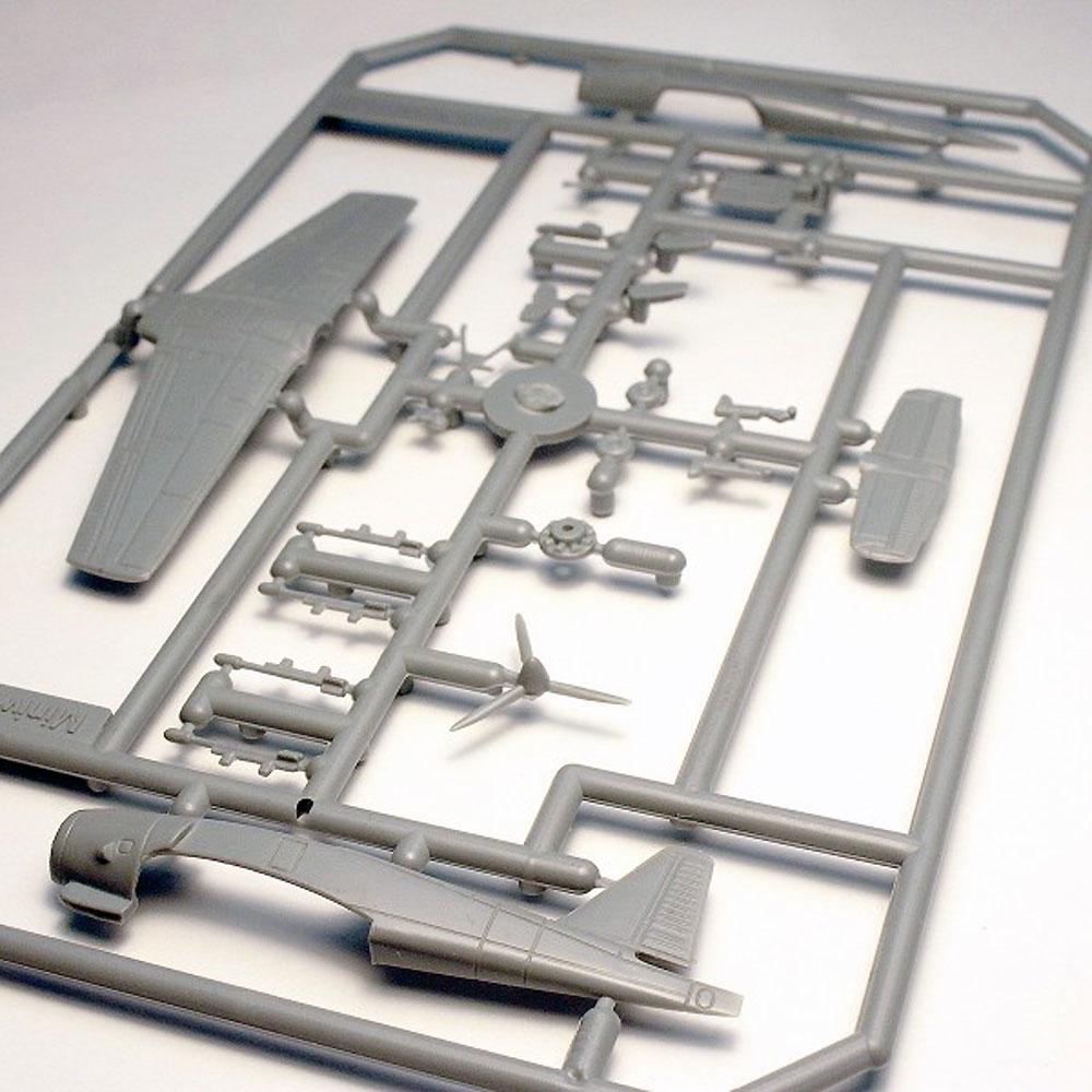 パーシヴァル プロヴォスト T.1/T.53 (2キット入)プラモデル(ミニウイング1/144 インジェクションキットNo.mini331)商品画像_1
