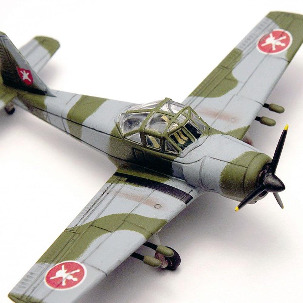 パーシヴァル プロヴォスト T.52 オマーン空軍プラモデル(ミニウイング1/144 インジェクションキットNo.mini332)商品画像_2