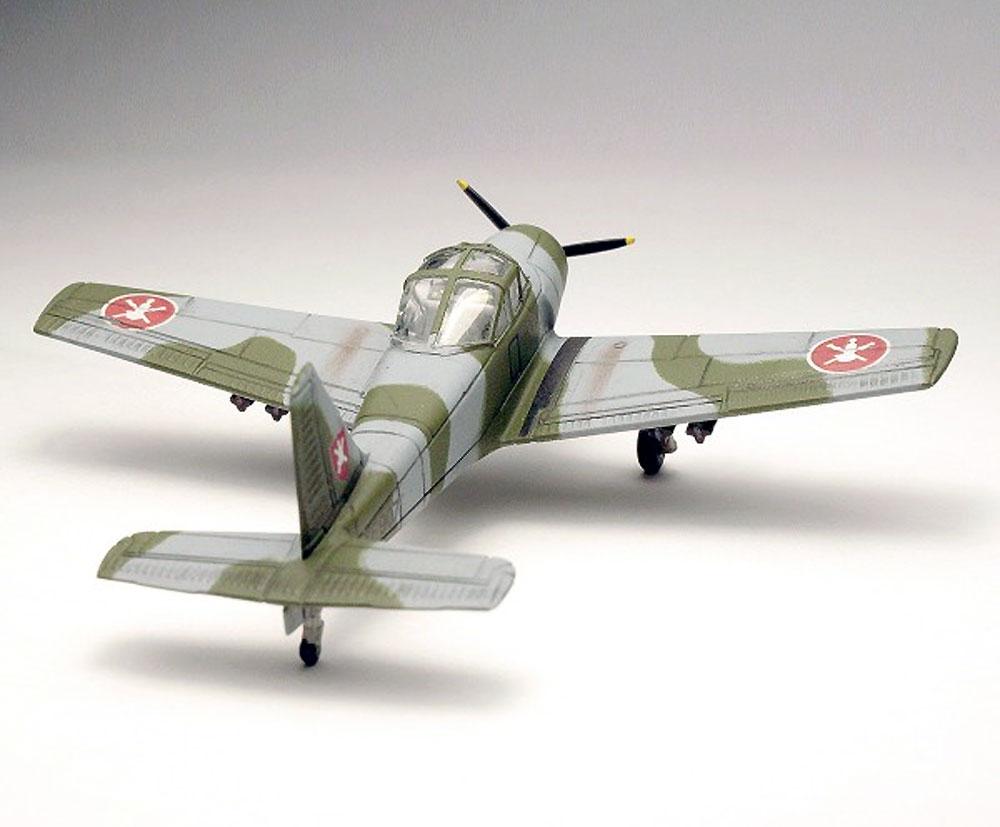 パーシヴァル プロヴォスト T.52 オマーン空軍プラモデル(ミニウイング1/144 インジェクションキットNo.mini332)商品画像_3