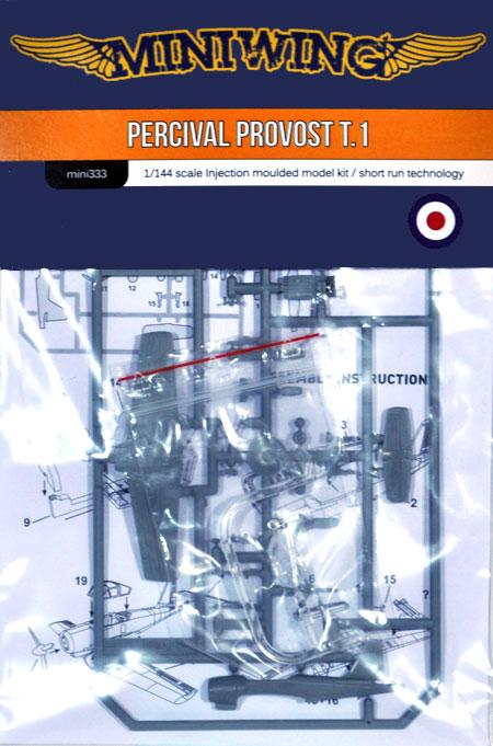 パーシヴァル プロヴォスト T.1 イギリス空軍プラモデル(ミニウイング1/144 インジェクションキットNo.mini333)商品画像