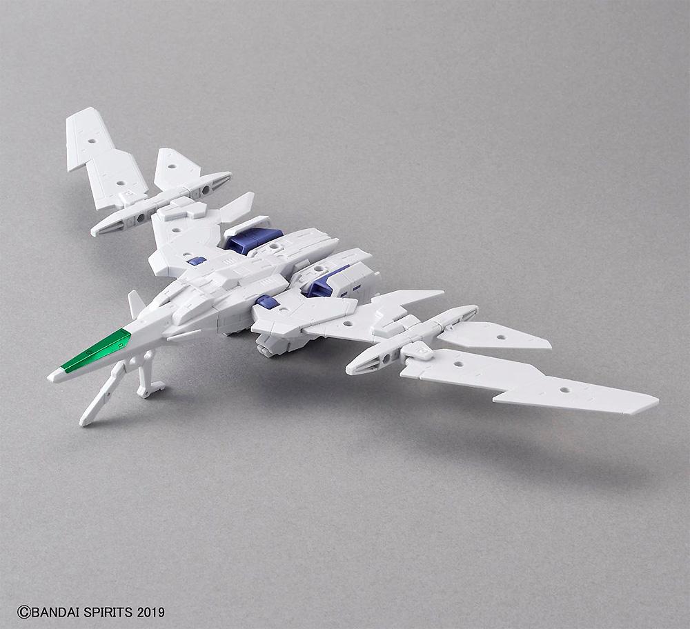 エグザビークル エアファイターVer. ホワイトプラモデル(バンダイ30 MINUTES MISSIONSNo.EV-001)商品画像_1