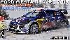 フォード フィエスタ RS WRC 2017 ラリー モンテカルロ 2017 セバスチャン・オジェ/ジュリアン・イングラシア