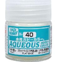 フラットベース (つや消し剤) つや消し用添加剤 (H-40)