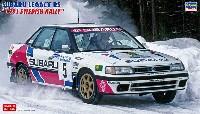 スバル レガシィ RS 1991 スウェディッシュ ラリー