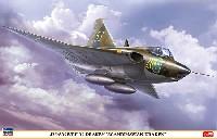 ハセガワ1/48 飛行機 限定生産J35/S35E/RF-35 ドラケン スカンジナビアン ドラケン