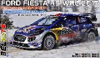 BELKITS1/24 PLASTIC KITSフォード フィエスタ RS WRC 2017 ラリー モンテカルロ 2017 セバスチャン・オジェ/ジュリアン・イングラシア