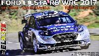 BELKITS1/24 PLASTIC KITSフォード フィエスタ RS WRC 2017 ツール・ド・コルス 2017 オット・タナク/マーティン・ヤルベオヤ