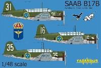 サーブ B17B 急降下爆撃機