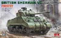 ライ フィールド モデル1/35 Military Miniature Seriesイギリス戦車 シャーマン 5C ファイアフライ