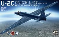 ロッキード U-2C 高高度偵察機 ドラゴンレディ 前期型/後期型