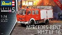 レベルカーモデルメルセデスベンツ 1017 LF16