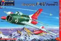 瀋陽 F-6C ファーマーC 後期型