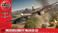 エアフィックス1/72 ミリタリーエアクラフトメッサーシュミット Me262A-2a